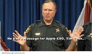 Sheriff Grady Judd