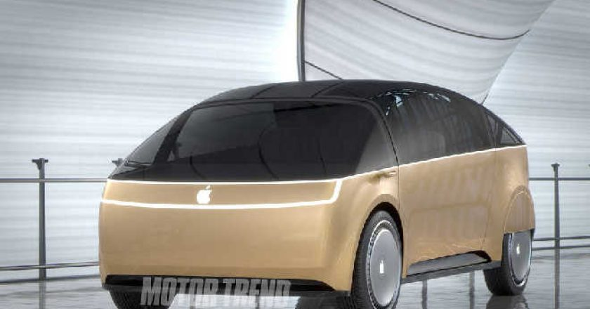 Apple Car Design