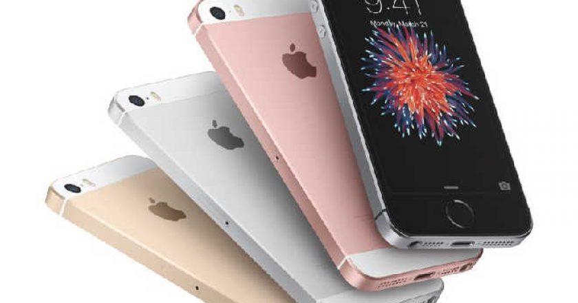 iPhone SE Lacks