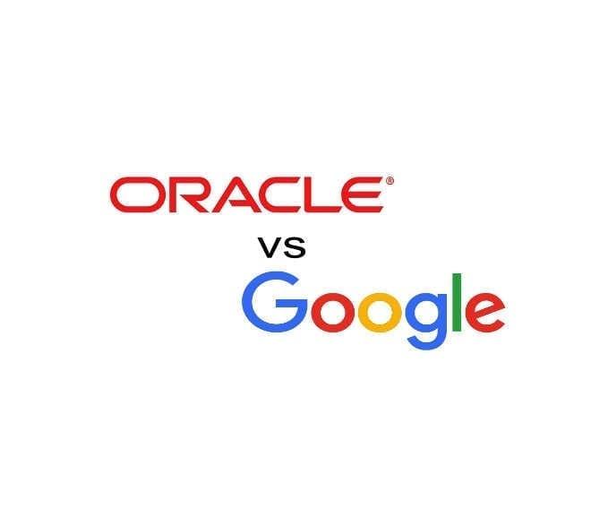 Google v Oracle