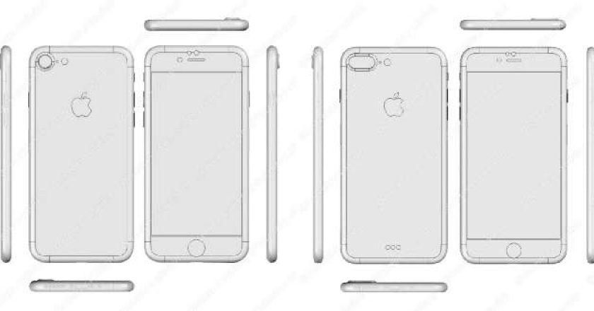 Schematics For iPhone 7