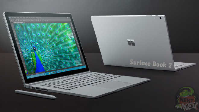 microsoft is going to release its surface book 2 soon surface book 2 is expected to have a high resolution and a usb type c port