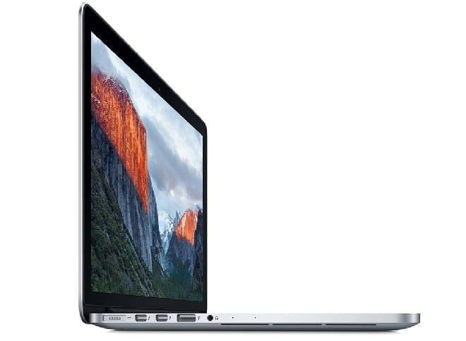 Thinner MacBook Pro