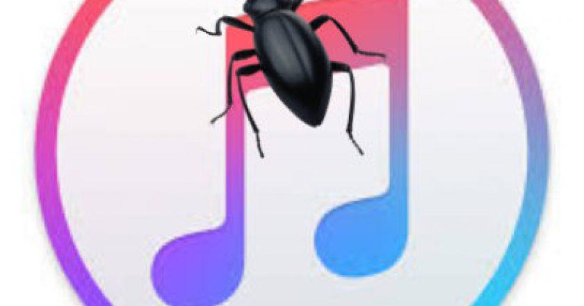 iTunes Bug