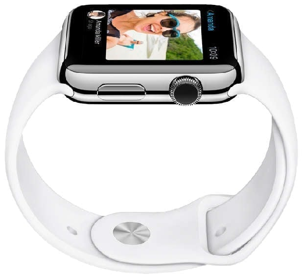 Apple Watch 2 Camera