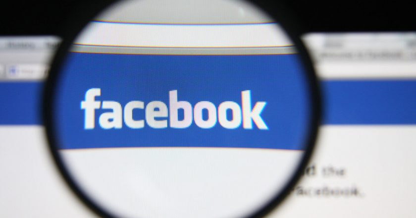 Facebook searches