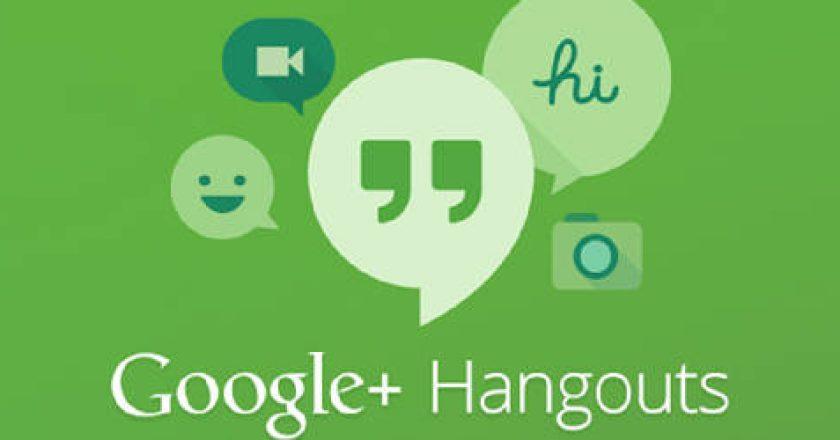 video messaging in Hangouts