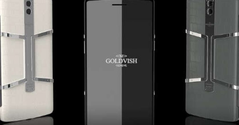 Goldvish: The World's Most Expensive Smartphone