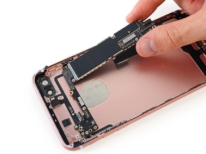 iPhone 7 audio