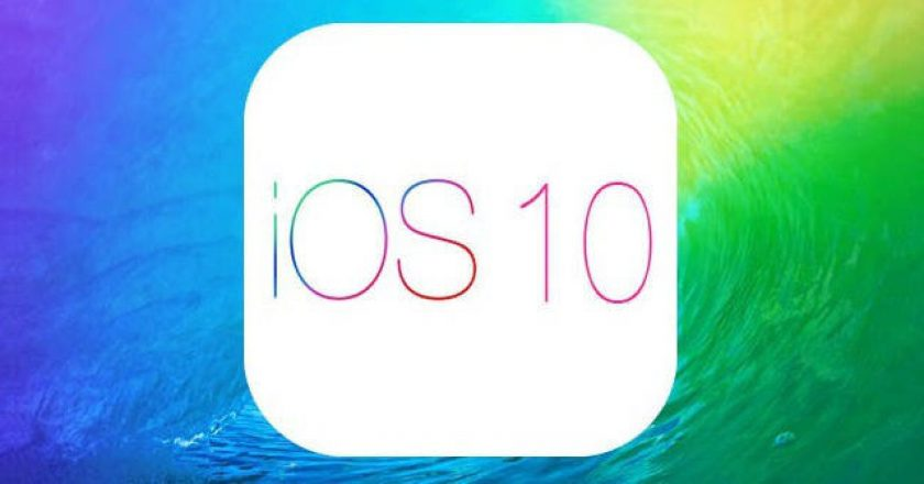 iOS 10 Upgrade