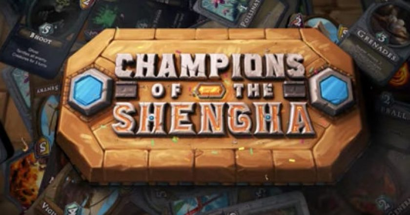 Champions of the Shengha