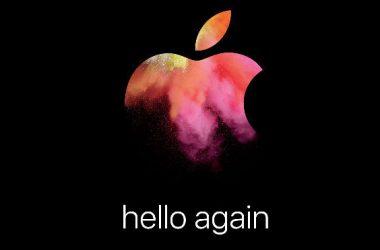 MacBook Event