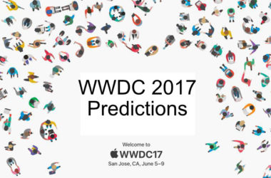 wwdc 2017 Predictions