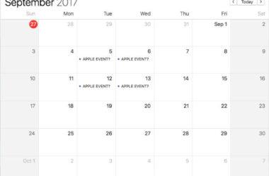 September Event