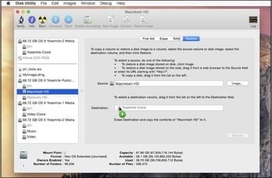 how to use a backup drive on mac