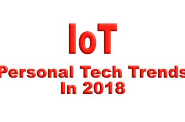 Personal Tech Trends