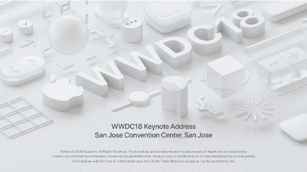 WWDC 2018, iOS12, automatic workout detection,, memoji, fun effects