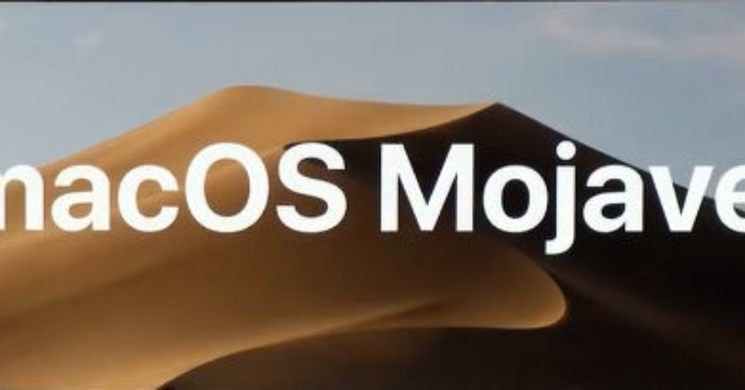 security and privacy, quick actions, quick look, dark mode, Mojave