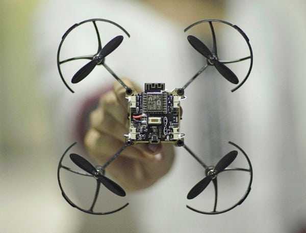 Pluto X Open Source Affordable Aerial Robotics Kit Cupertinotimes