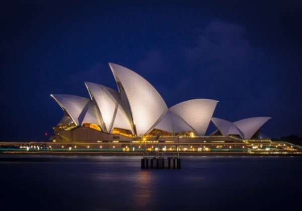 Australia, Data Security, Blockchain, IBM, government