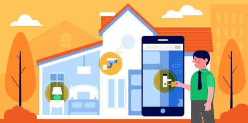 smart homes, iot technology, disruptive technology, wearable tech, smart home devices