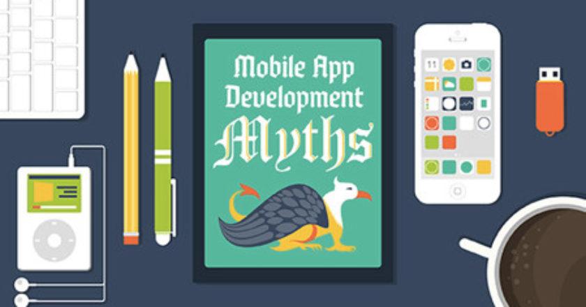 mobile app, mobile app development, app development, myths, User experience