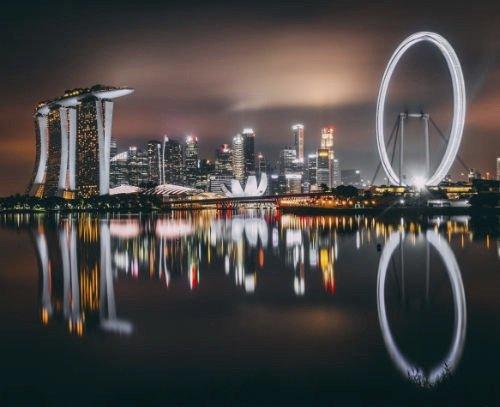tech companies, tech hubs, technology companies, Singapore, tech firms