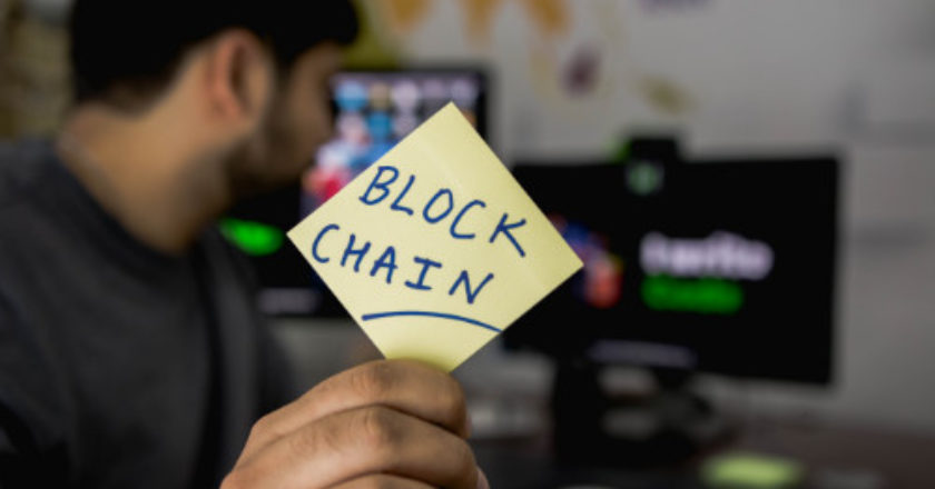 blockchain technology, blockchain, currency system, currency, block of data