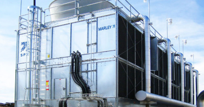 large scale air conditioning, cooling towers, cooling tower, air conditioning, eco-friendly