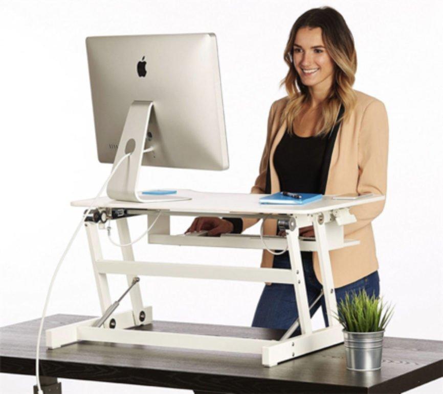 office gadgets, Standing Desk, office gadget, gadgets, gadgets for the office