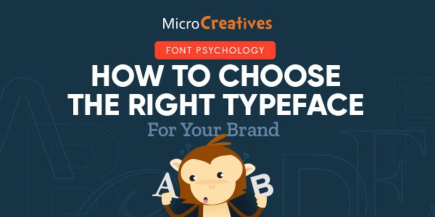 Font Psychology, The Right Typeface For Your Brand, spacing between characters, brand image, typeface and font