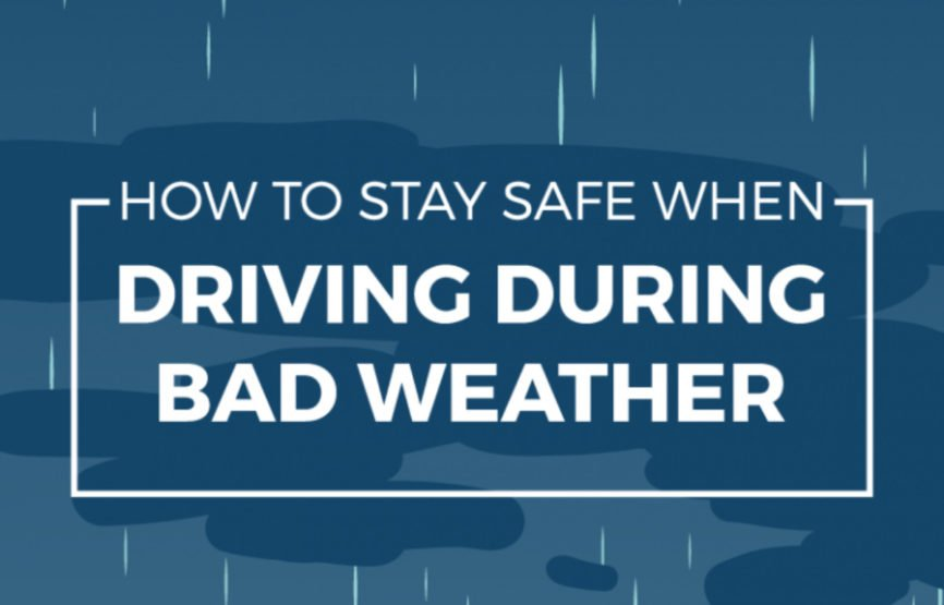 Driving In Bad Weather, Drive In Bad Weather, Safe Driving, weather related accidents, vehicular accidents