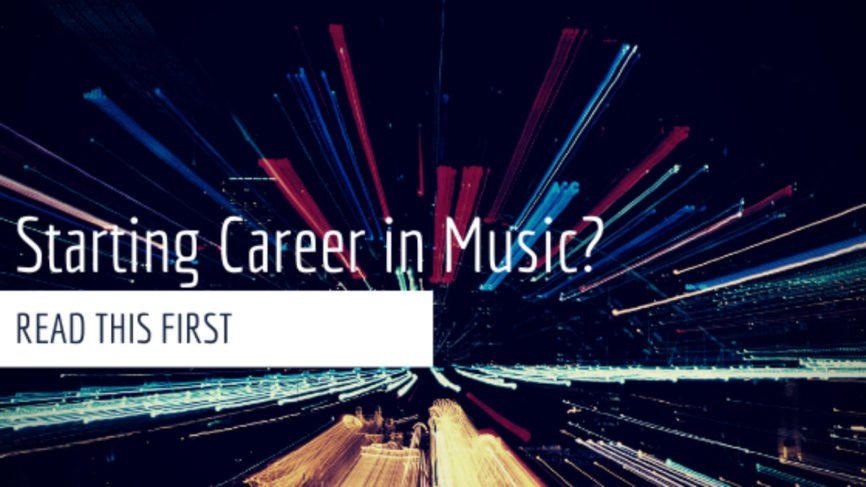 Career In Music, Music Career, music management, Music Technology, Original Music