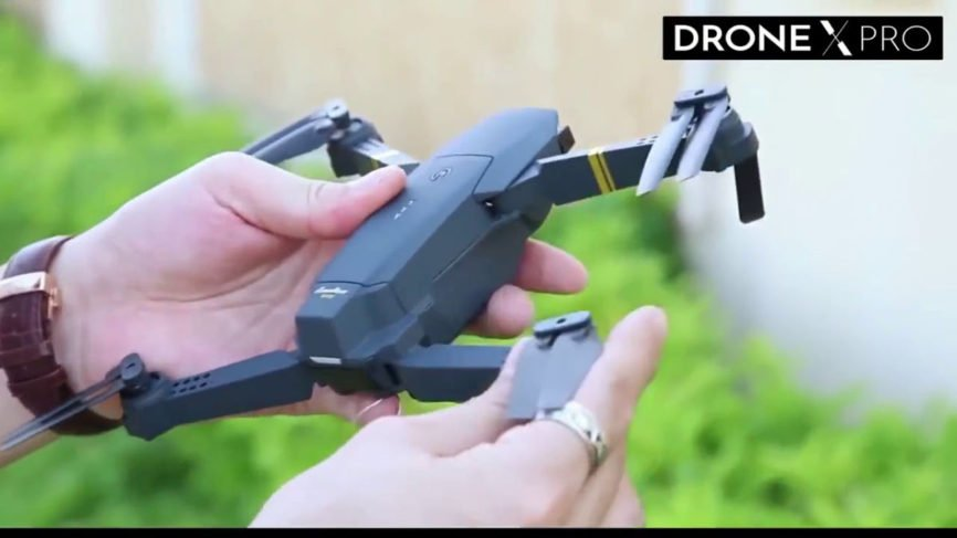 Drone X Pro, Drone X Pro Reviews, 6-axis of gyroscope, 2.4HGz radio frequency, innovative drone