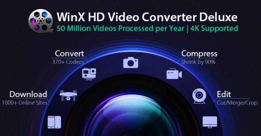 Video Converter, Convert 4K video, Video format conversion, HEVC codec, Screen Recorder