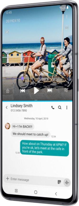 Samsung Galaxy A80, Camera review, Rotating Camera, Galaxy A80, Samsung Smartphone