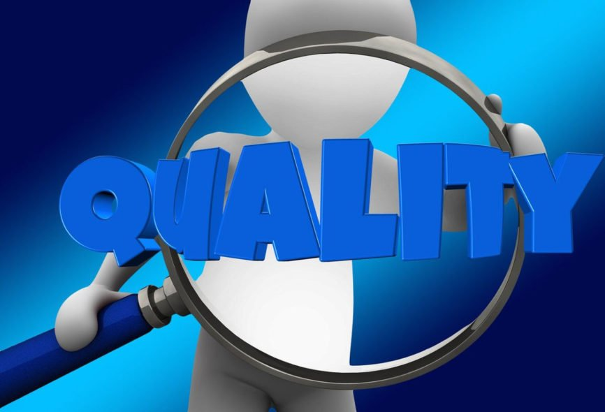 Quality Control, Quality Standards, Time Management, Quality inspections, quality control standards