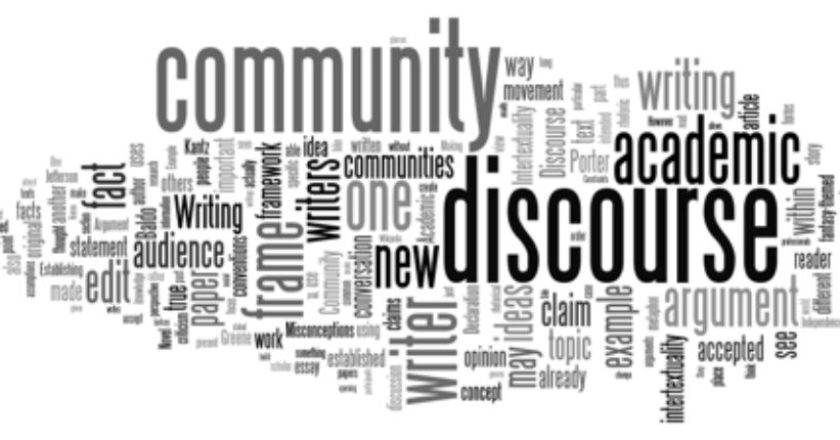 Understanding Discourse Community, Discourse Communities, Importance of the Discourse Community, Characteristics of Discourse Communities