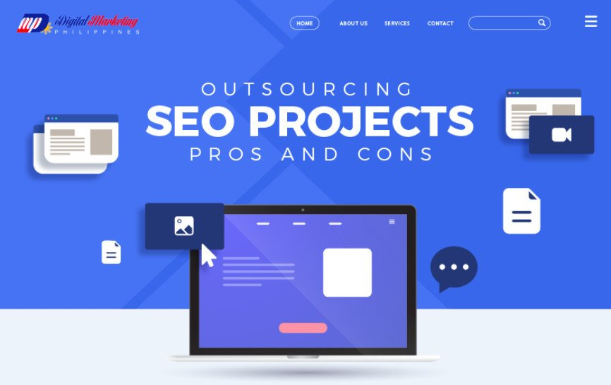 Outsourcing SEO Projects, SEO packages, Benefits of Outsourcing SEO Projects, Drawbacks of Outsourcing SEO Projects, SEO services in the Philippines