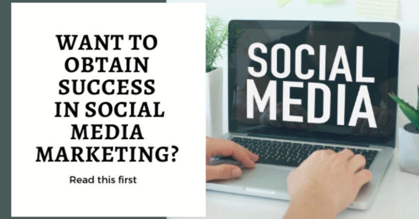 Social Media Marketing, Success In Social Media Marketing, Find out what's trending, Social Media Marketing for beginners, Social Media Marketing Tips