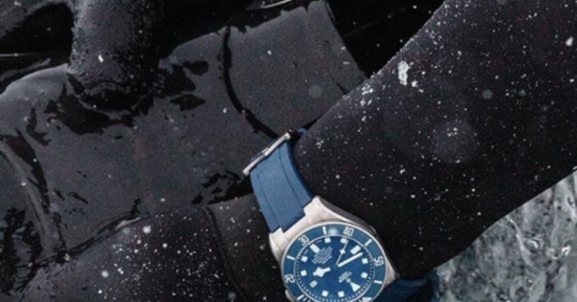 Tudor Pelagos, Diving Watch for Professional Divers, Diving Watch for Professionals, Technical Features of Tudor Pelagos, Luminescent material