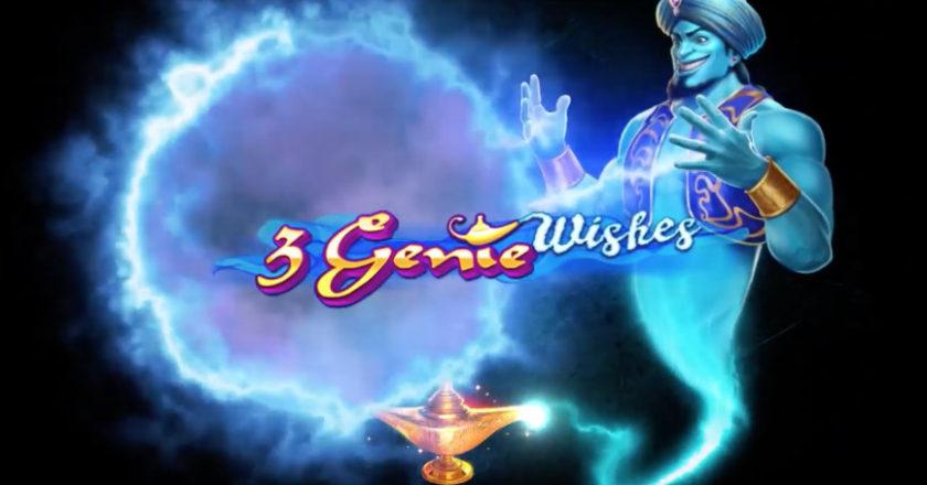 3 Genie Wishes, Slot Game Review, Fiddle Dee Dough, Aladdin 3 Genie Wishes, Pragmatic Play