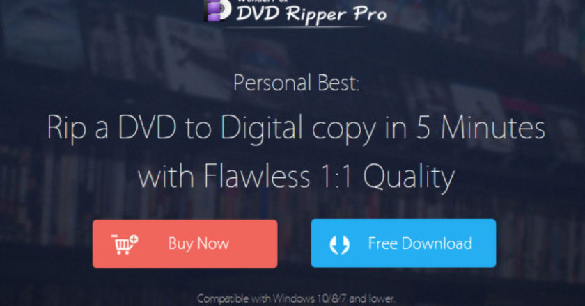 WonderFox DVD Ripper Pro, DVDs from different countries, DVD to digital format, How to rip DVD to any device, Rip DVD Disc to DVD Folder