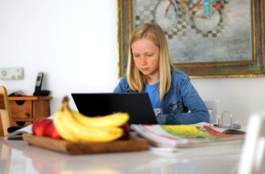 Homeschooling During COVID-19, Working During COVID-19, learning from home, remote learning for Kids, online semester