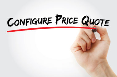 CPQ Software, business to business selling, Data Management, Marketing Budget, configure price quote