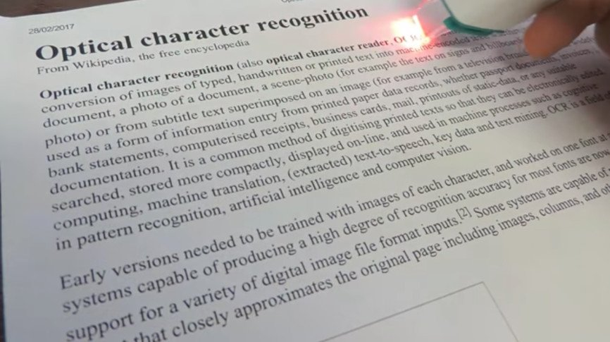 Optical Character Recognition, Advanced OCR Tools, Uses of OCR, What is OCR, What is Optical Character Recognition