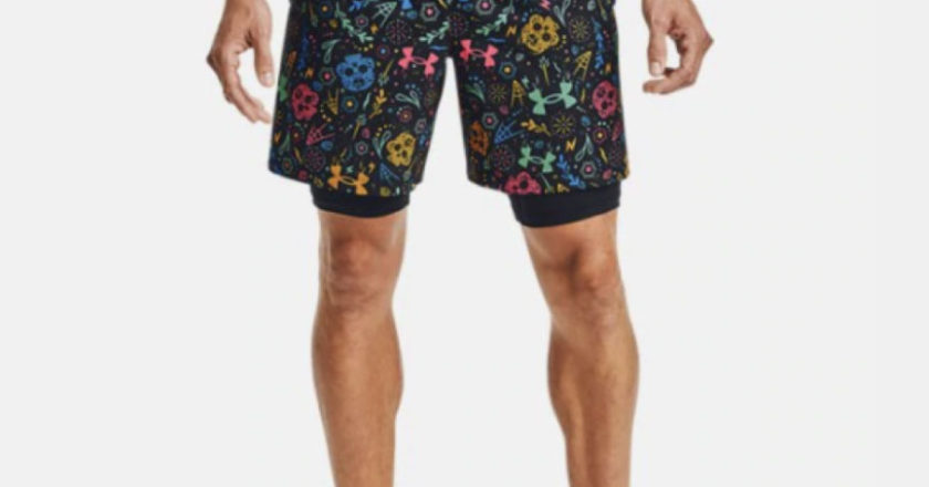 Sports Shorts Brands, Sports Shorts, Under Armour, Lululemon, Vuori