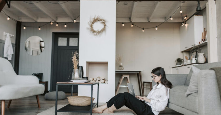 Working From Home, Remote Work, Tips for Remote Workers, Dedicated Office Space, Tips For Working From Home