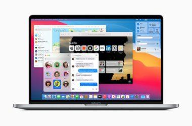 Big Sur's Pros and Cons, Big Sur, Notification Center, Big Sur operating system, Apple Big Sur