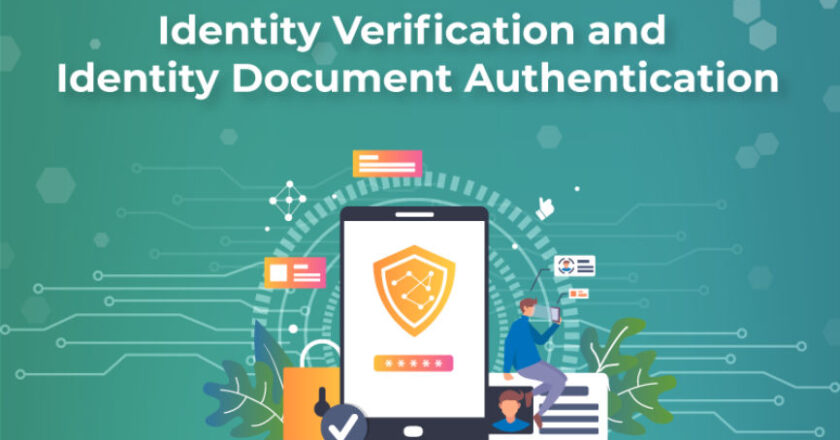 Identity verification, remote onboarding of customers, identity authentication solution, Identity Document Authentication, verification solutions